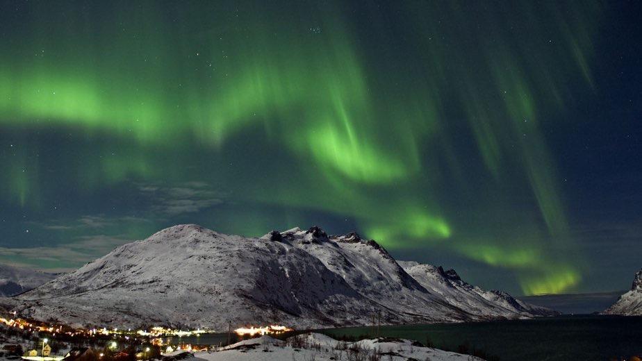 NORVEGIA, Magia Artica - seguendo le luci del nord!