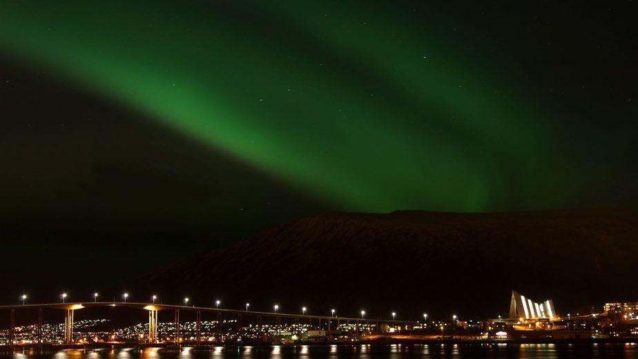 TROMSØ - Alla ricerca dell'Aurora Boreale