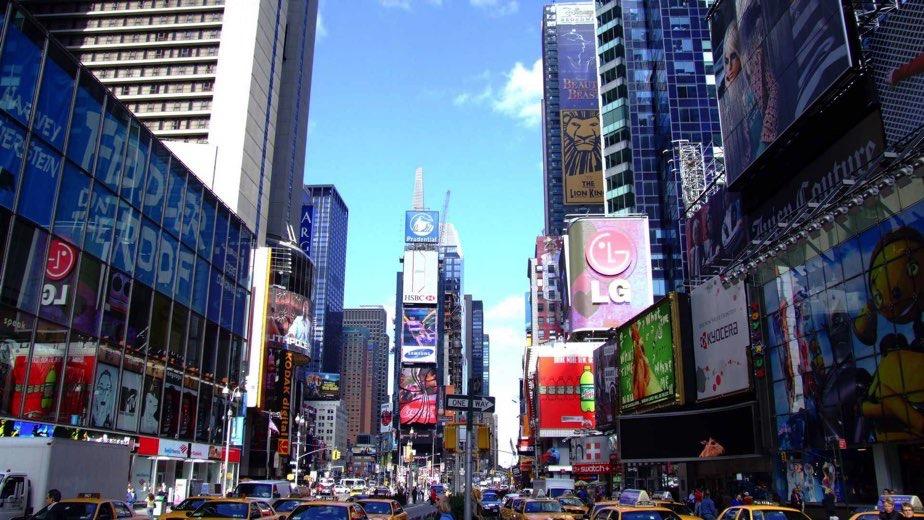 DA WASHINGTON A NEW YORK - Le Vie del Nord