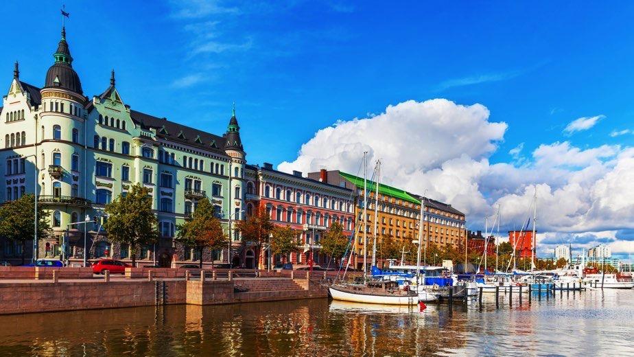 FINLANDIA INCONTAMINATA: HELSINKI E LE ISOLE ÅLAND