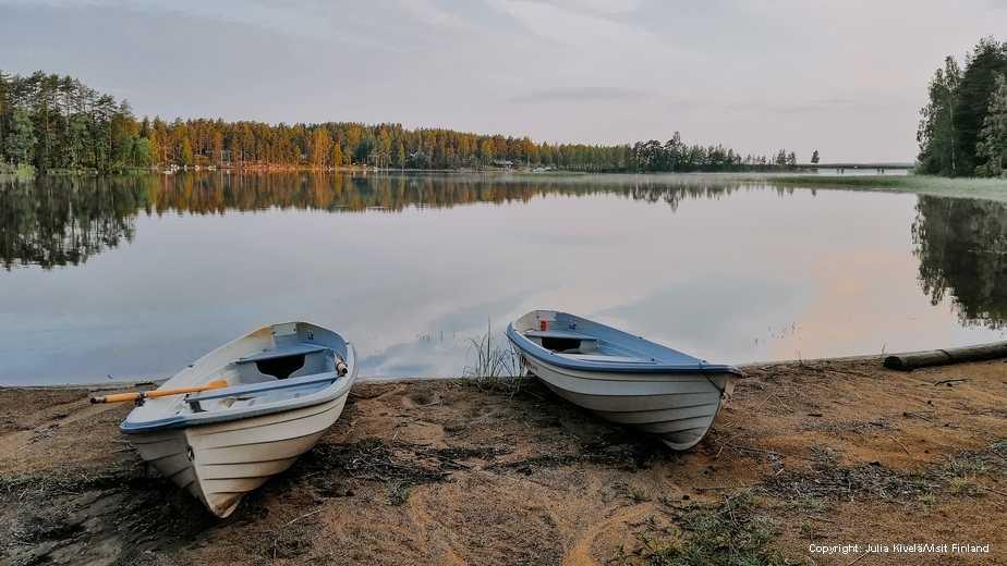 FINLANDIA DEL SUD, VIVI COME UN LOCALE
