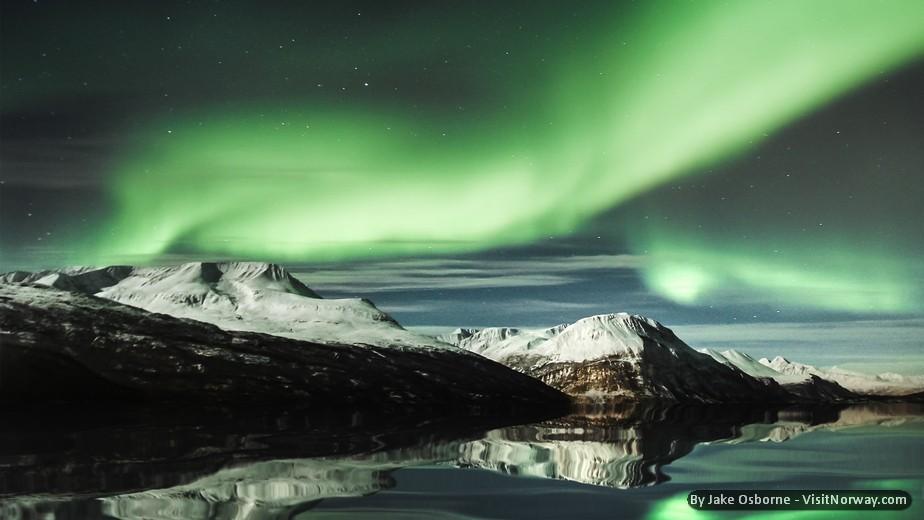 NORVEGIA: TROMSØ E LE LUCI DEL NORD - ESCLUSIVO!
