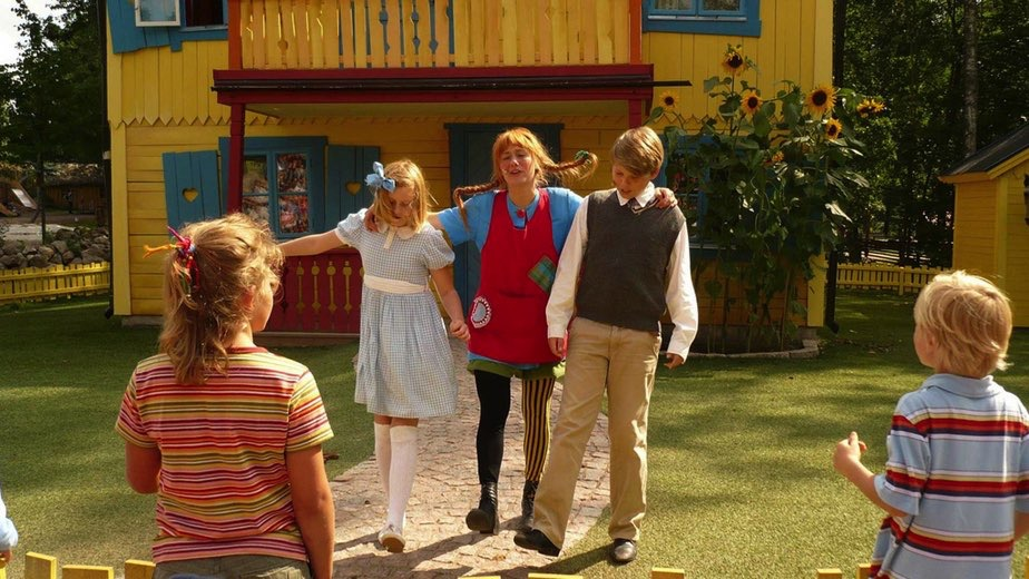 SPECIALE FAMIGLIE: SVEZIA, SULLE ORME DI PIPPI CALZELUNGHE  - fly & drive
